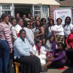 WiPSU-personal och FFF-delegater från Namibia Foto Palmecentret