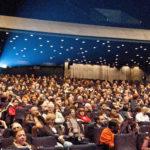 Visning av filmen Palme i Belgrad