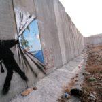 Muren i Palestina. Foto: Palmecentret