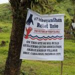 Den 8 november 2013 drabbades Filippinerna av tyfonen Haiyan. Palmecentrets partner ACF inledde med Palmecentrets stöd en omfattande hjälpinsats och ett återuppbyggnadsarbete i de drabbade områdena. Foto: Palmecentret