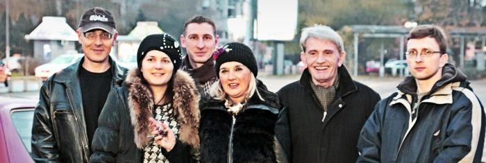Deltagare i Lokala fackliga förändringsledare. Foto Vladimir Milovanovic