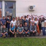 Regionalt utbyte om ungdomsfrågor i Serbien