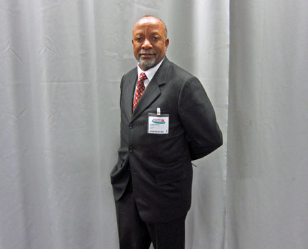Namibia: Nangolo Mbumba, generalsekreterare för SWAPO