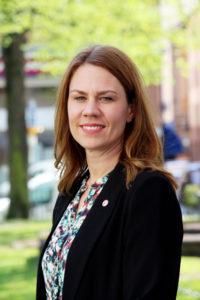 Anna Sundström, generalsekreterare Olof Palmes internationella centerFoto: Ylva Säfvelin/AiBild