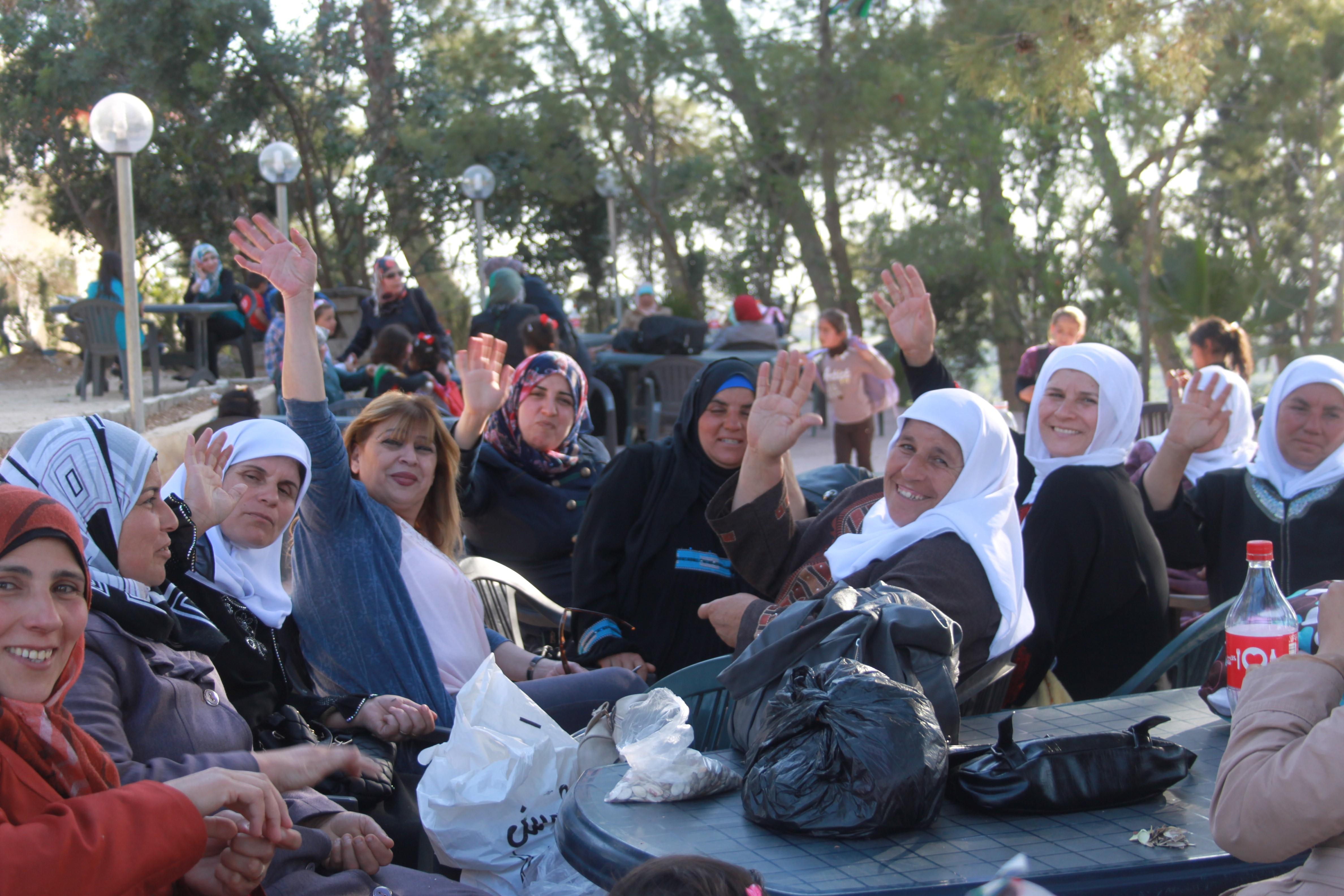 Palestina Foto: Yalu Institut