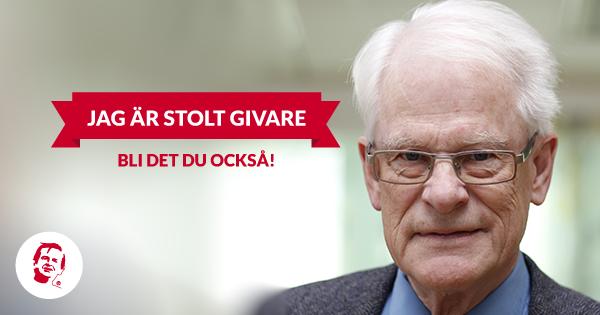 Ingvar Stolt givare