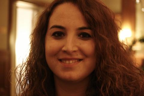 Brisilda Taço kämpar för romers rättigheter