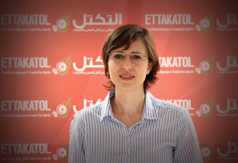Lobna Jeribi, Tunisien