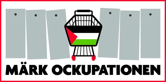 Palestina Märk Ockupationen