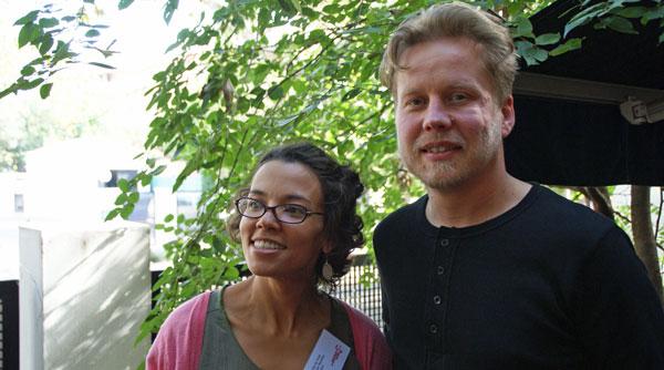 Sister Namibia och ABF Foto: Mårten Löfberg
