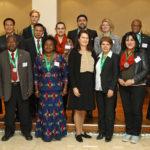 Gruppild tagen under Från vapen till valsedlar-konferensen 2012 Foto: Palmecentret