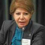 Narmin Osman under Från vapen till valsedlar-konferensen 2012