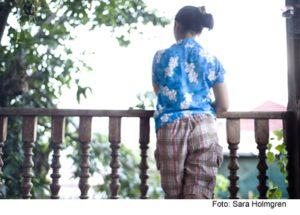Burma 2009. Foto: Sara Holmgren