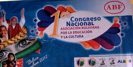 ABEC-affisch Bolivia
