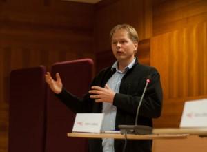 Anders Lindberg. Foto: Charlotte Rueckl