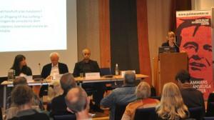 Seminarie 1. Foto: Mats Wingborg