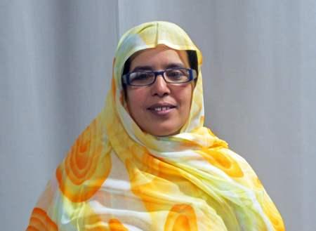 Fatma Mehdi, foto Palmecentret