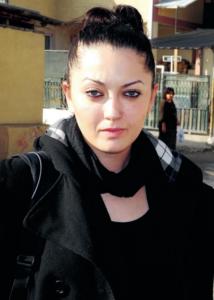 """""""När romska barn placeras i särskolor blir de missgynnade för resten av livet"""" säger Fatima Osmanovska på Romska resurscentret i Makedonien. Foto: Göran Eklöf"""