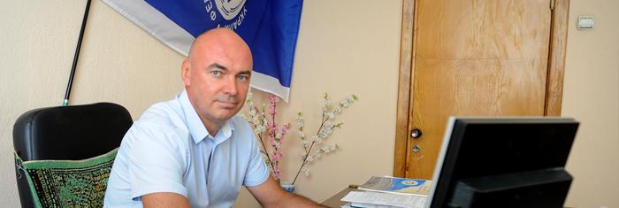 Sergeii Volkov. Foto: Maria Söderberg