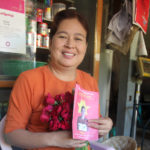 May Phyu Swe. Foto: Palmecentret