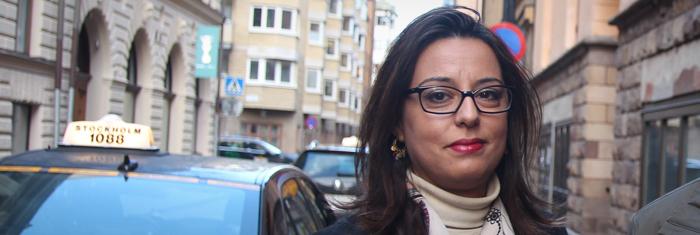 Thouraya Hammami Bekri. Foto: Palmecentret
