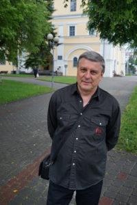 Viktar Jarushuk, Foto: Maria Söderberg