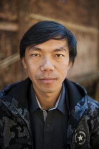 Laiza, Myanmar 20180122 Ja Naw, 37 år, från organisationen Sha-it Photo: Vilhelm Stokstad / Kontinent